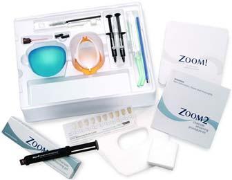 Принцип действия системы отбеливания Zoom-2